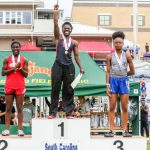 "Diamond Rush Named ""The State's"" Female Track Athlete of Year"