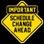 Football Schedule Updates