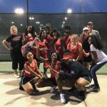 Westwood High School Girls Varsity Tennis falls to York Comprehensive High School 5-1