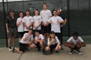 2018 Men's Tennis