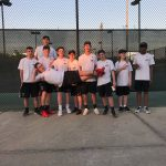 Boys Varsity Tennis beats Ridge View 4 – 2