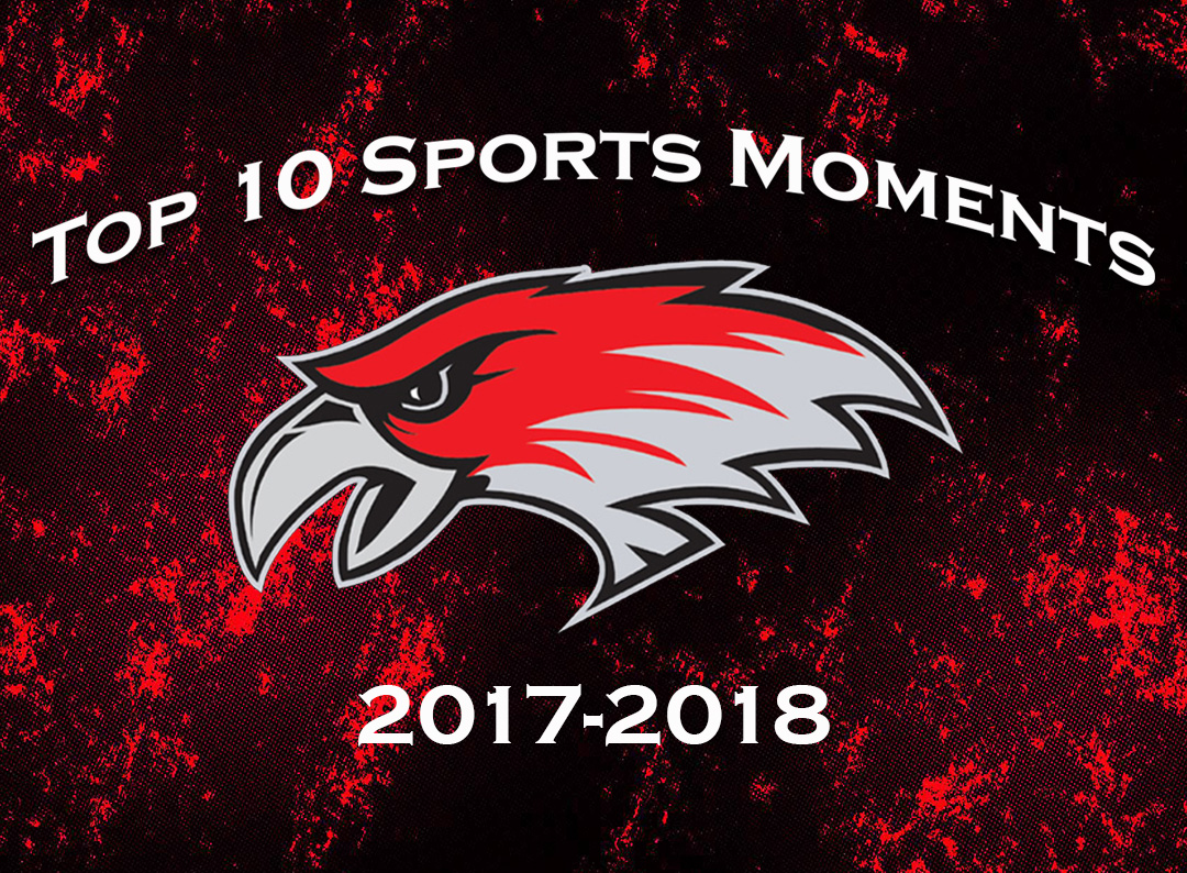 Top 10 Sports Moments of 2017-18