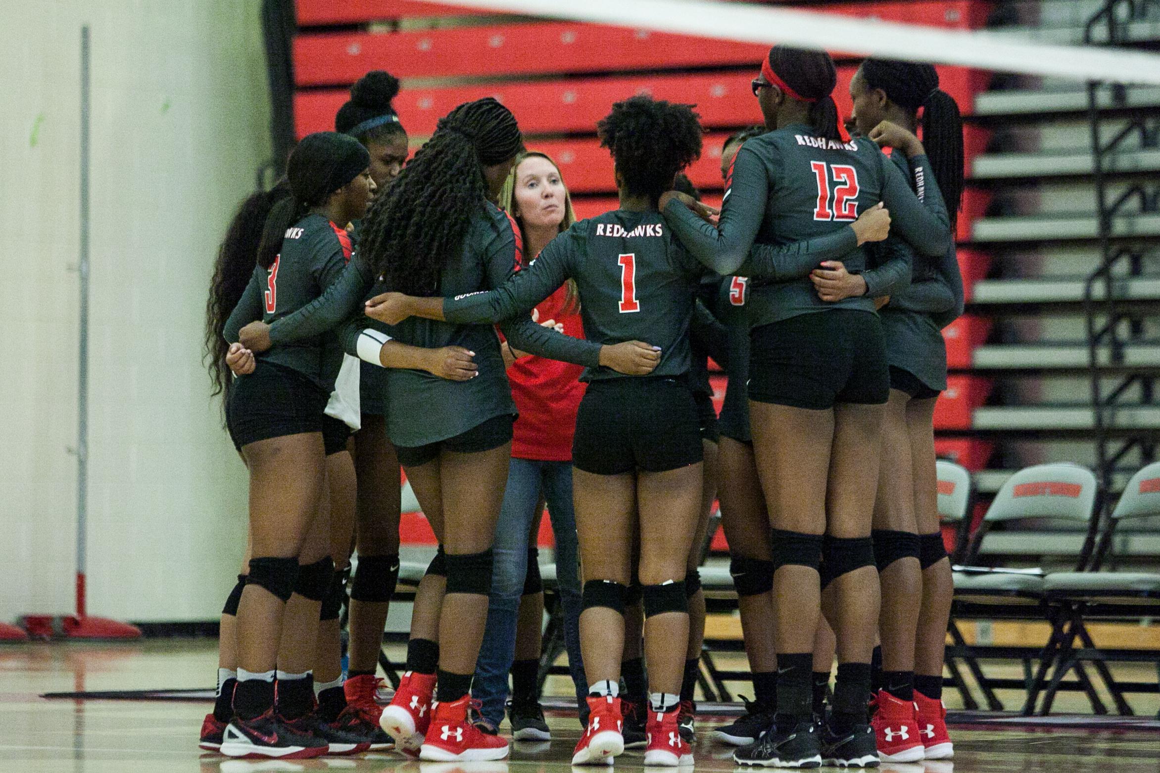 2019 Redhawk Volleyball Camp