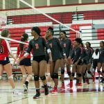 2018 Volleyball vs Lugoff-Elgin