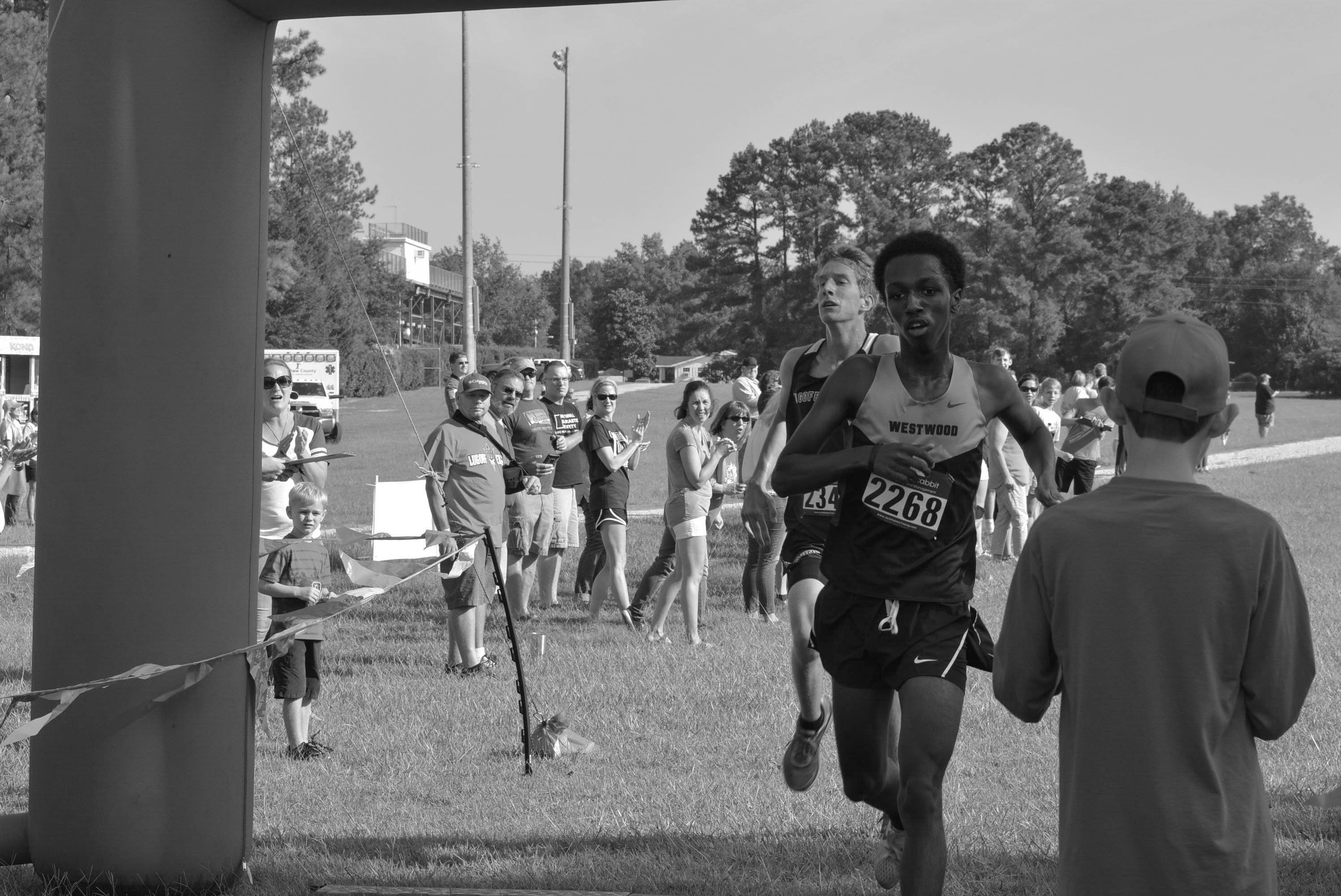 Redhawks Cross Country Captures their First Region Championship