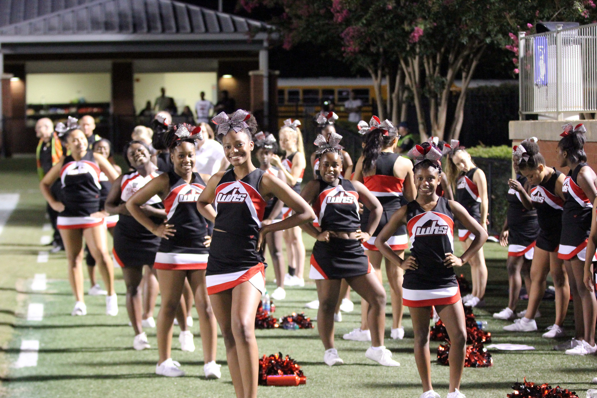 2019 Cheer Tryouts