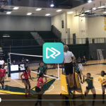 VIDEO: Volleyball vs. Spring Valley