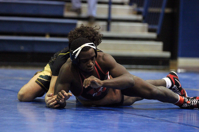 Redhawk Wrestling Performs Well at Kingsley Classic