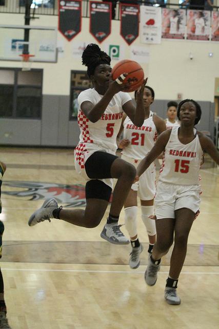 Redhawk Basketball Sweeps Cavaliers