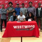 9 College bound Redhawks Sign Letters of Intent