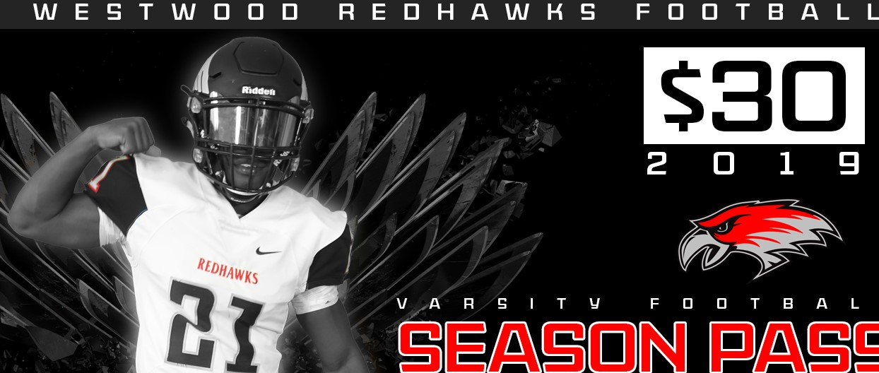 Football Season  Passes Are Now Available