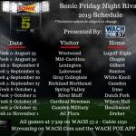WACH Fox 57 to televise Westwood vs Lugoff-Elgin