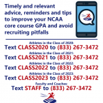 NCAA Core Course GPA Information and Tips