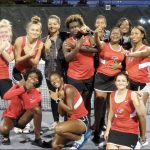 Girls Varsity Tennis defeats York to secure 1st region title