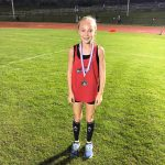 Ashley Wins Region Cross Country Championship