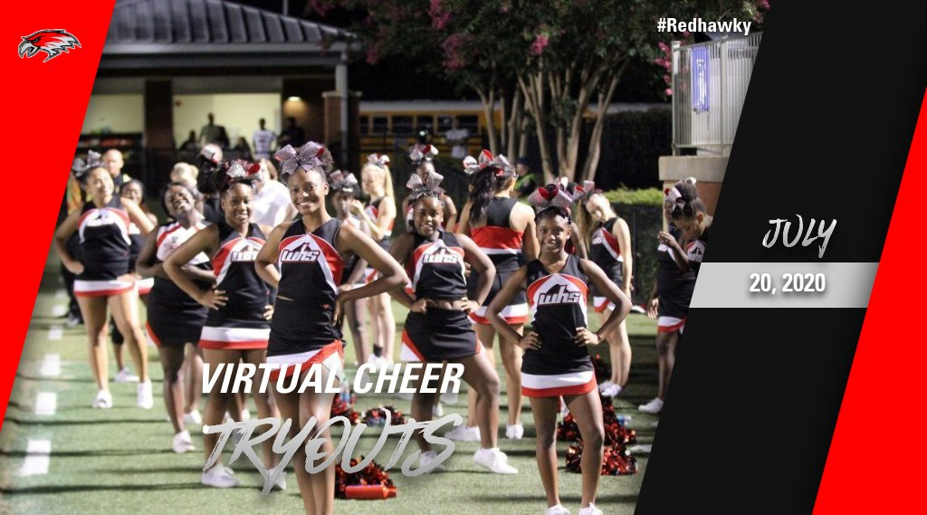 WHS Virtual Cheer Tryouts