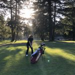 Enumclaw Girls Golf defeats Washington