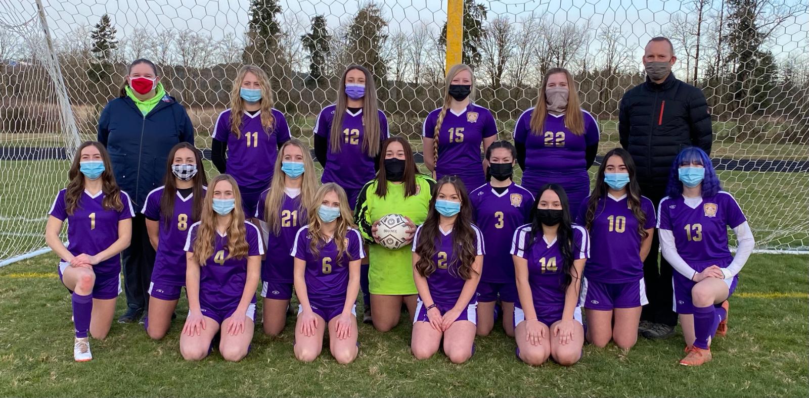 Onalaska Girls Soccer 2021
