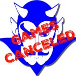 March 30th Football Games – CANCELLED