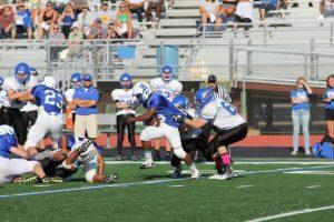 2014 9th Grade vs. Hopkins