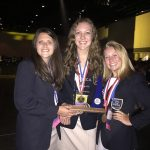 RHS Group takes 3rd at International DECA