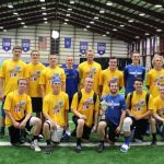 Vikings Passing League Consolation Champs!