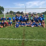 First Rogers Royals Girls Summer Youth Soccer Camp was a Success!