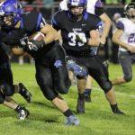 Royals football rolls over Buffalo, 49-6