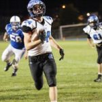 Sagehorn shines as Royals cruise by Bluejackets, 36-7