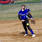 Rogers Softball hits late to stay undefeated!