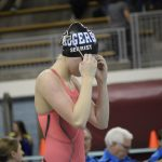 Secrist, Royals compete at state swimming!