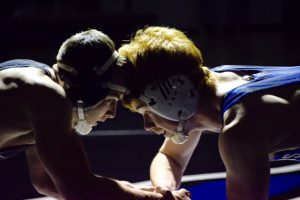 PHOTOS: Wrestling vs. Zimmerman 02-09-2017