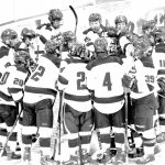 Boys hockey season ends with loss to Spuds