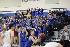 PHOTOS: Boys Basketball vs. Brainerd (03-07-2017)