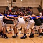 Boys basketball falls one game short of state tournament
