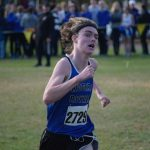 Rogers cross country ends season with hope