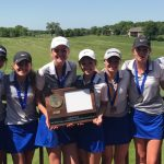 Girls Golf headed to State!