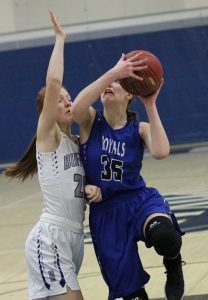 PHOTOS : Girls Basketball Part II