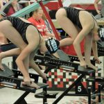 Rogers Girls Swim & Dive Have Strong Showing at True Team