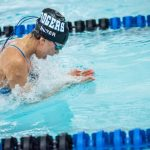 Rogers Girls Swim & Dive Win Conference Opener
