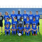 2019 Boys JV Soccer Team