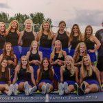 Girls Tennis Meeting – 8/6