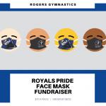 Gymnastics Face Mask Fundraiser