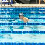 Rogers Girls Varsity Swim and Dive falls to Coon Rapids 95 – 89
