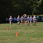 10/7 Girls Varsity Conference Meet