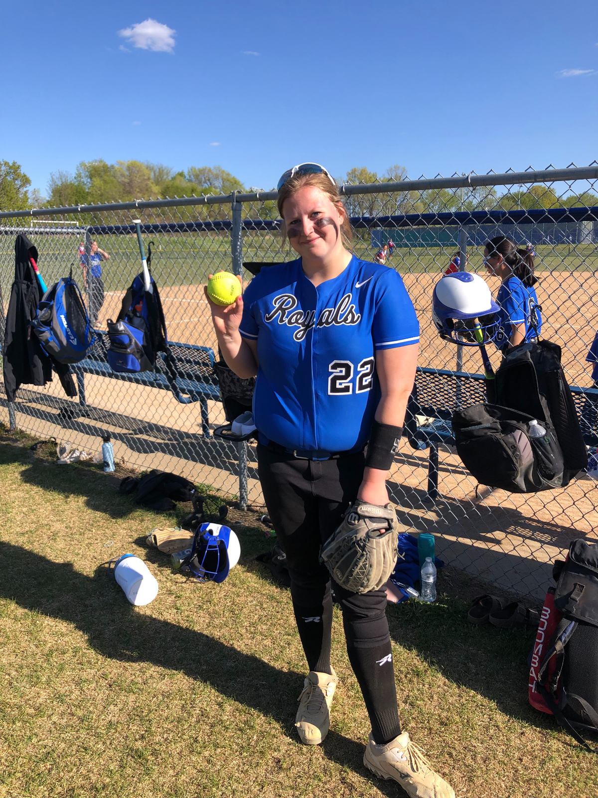 3 Game Sweep of Armstrong for your Royals FastPitch Teams