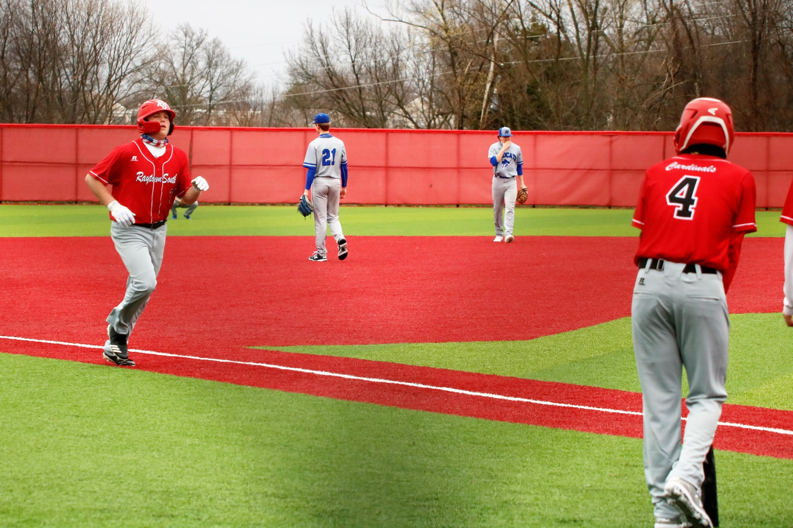 Varsity Baseball – 2021 Season