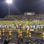 Socastee High School Varsity Football beat Chiefs 15-10