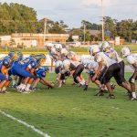 Socastee High School Junior Varsity Football falls to Chiefs 6-7