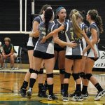 Girls Volleyball Advances